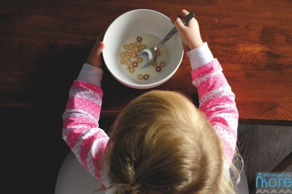 пищевое воспитание