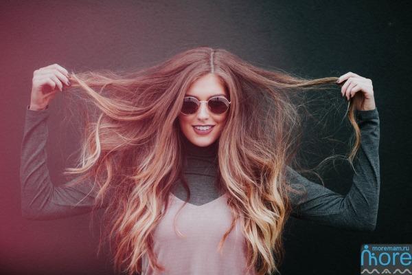 Уход за волосами осенью