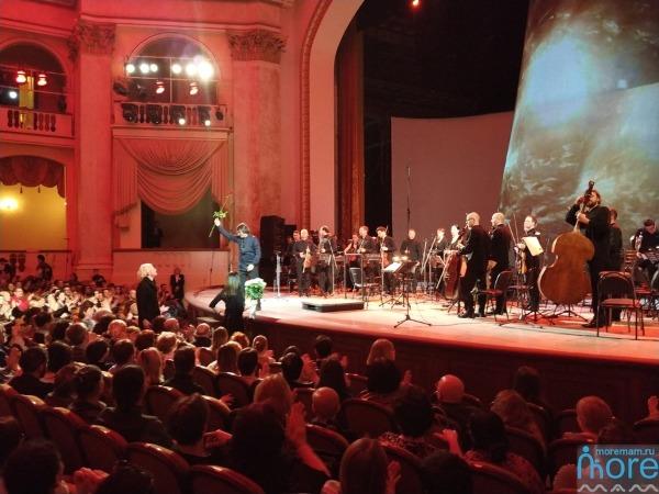 гала-концерте открытия фестиваля Башмета