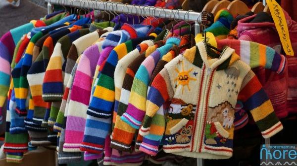 экономия на одежде в Сочи