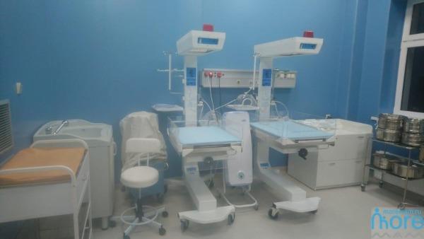 детское отделение в роддоме Сочи