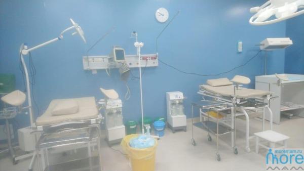 Родильное отделение в Сочи