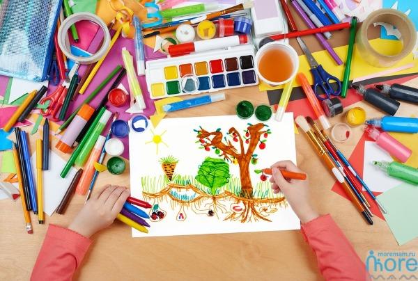 узнать состояние ребенка по его рисунку