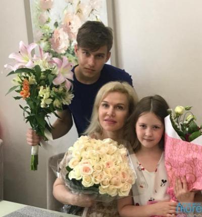 дети Елены Тимошенко
