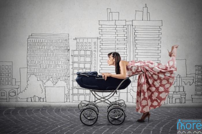 Базовый гардероб для мамы в декрете