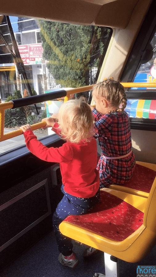 автобус матрёшка в Сочи